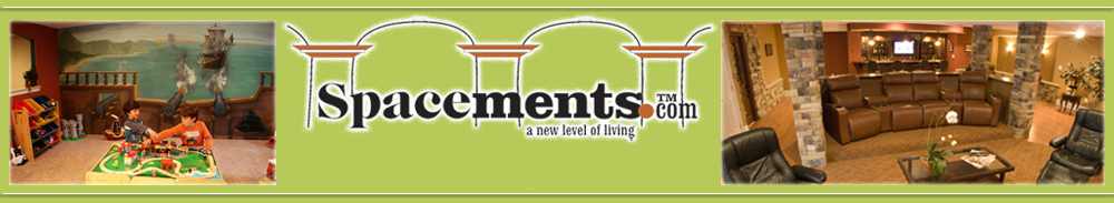 Spacements, Inc. - Finished Basement Design & Remodeling Specialists in Chester County, PA